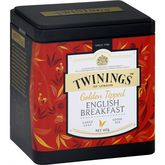 Twinings discovery golden tipped english breakfast 100g