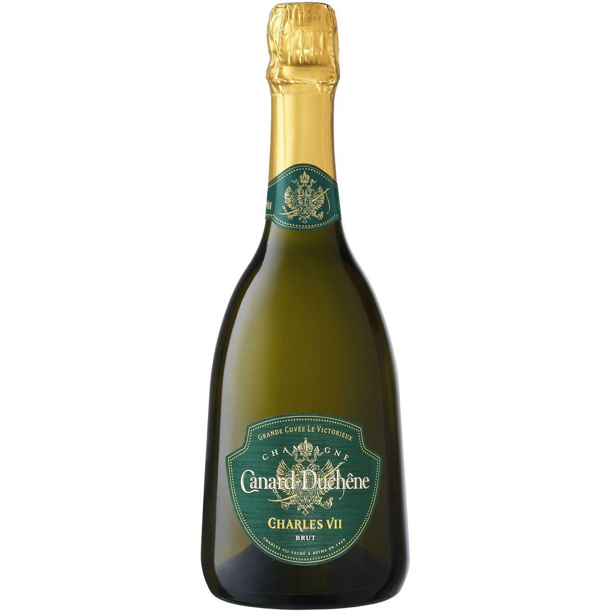 AOP Champagne brut cuvée Charles VII