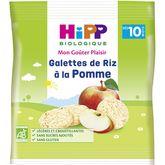 HiPP galette de riz à la pomme sachet 30g dès 10 mois