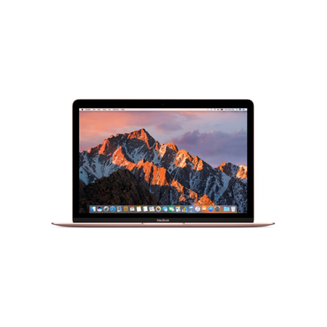APPLE Ordinateur portable Macbook MNYM2FN/A - Or Rose