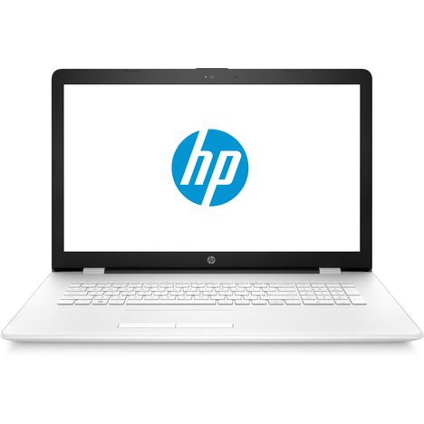 ordinateur portable notebook 17 ak012nf 1 to blanc hp. Black Bedroom Furniture Sets. Home Design Ideas
