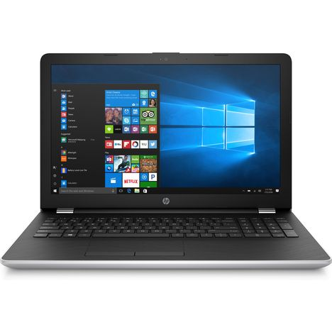 HP Ordinateur portable Notebook 15-bs046nf - 1 To - Argent