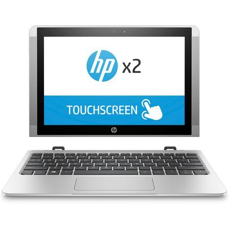 HP Ordinateur portable 10-p007nf - 64 Go - Argent