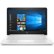 HP Ordinateur portable Notebook 14-bp019nf - 1 To - Blanc