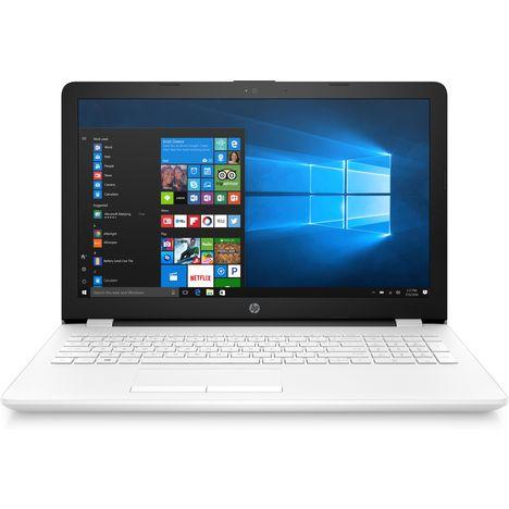 ordinateur portable notebook 15 bw001nf 500 go blanc. Black Bedroom Furniture Sets. Home Design Ideas