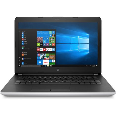 HP Ordinateur portable Notebook 14 bw011nf - 1000 Go - Noir