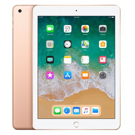APPLE Tablette tactile Ipad 32 Go Gold