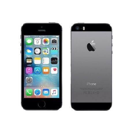 iphone 5s reconditionn grade a 64 go gris sid ral lagoona apple pas cher prix auchan. Black Bedroom Furniture Sets. Home Design Ideas