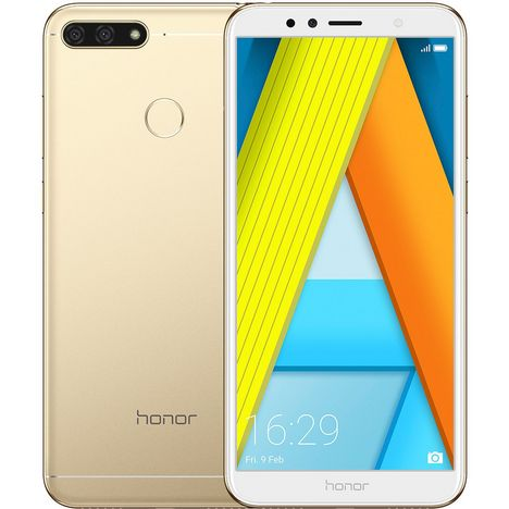 HONOR Smartphone 7A - 16 Go - 5,7 pouces - Or