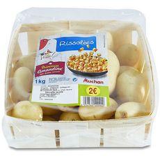 Pommes de terre de consommation à rissoler 1kg