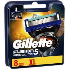 Gillette lames fusion proglide x8