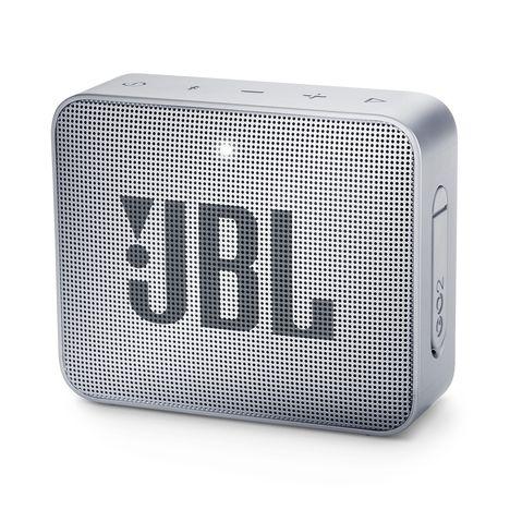 JBL Mini enceinte portable Bluetooth étanche - Gris - GO 2