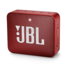 JBL Mini enceinte portable Bluetooth étanche - Rouge - GO 2