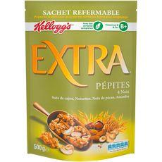 KELLOGG'S Kellogg's extra 4 nuts 500g