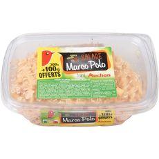 Auchan salade marco polo 300g +100g offert