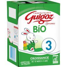 Guigoz bio 4x1l