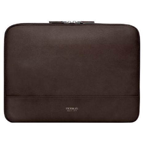 MOBILIS Sacoche pour ordinateur portable Origine Sleeve 12.5 - 14 pouces Marron