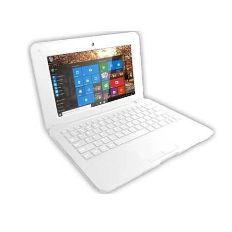 SELECLINE Ordinateur portable Netbook French Boost - 32 Go - Blanc