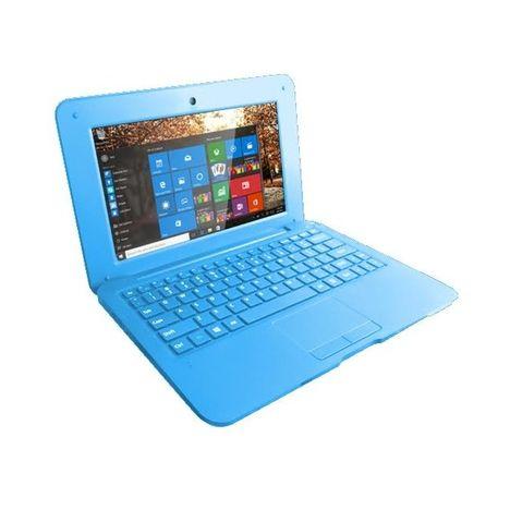 SELECLINE Ordinateur portable Netbook French Boost - 32 Go - Bleu