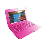 SELECLINE Ordinateur portable Netbook French Boost - 32 Go - Rose