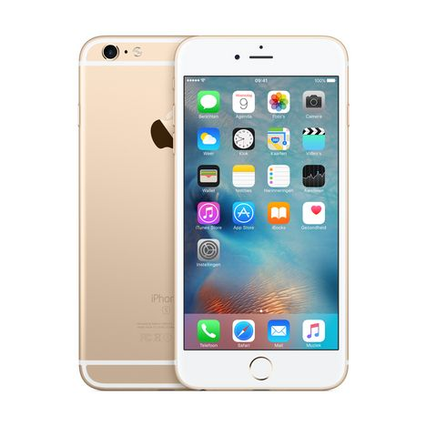 APPLE Iphone 6S+ - 128 Go - 5,5 pouces - Or