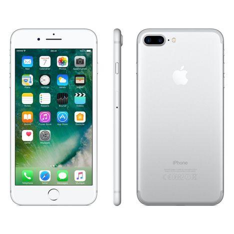 APPLE iPhone 7 Plus - Argent - 32 Go