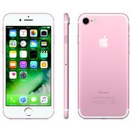 APPLE iPhone 7 - Or rose - 128 Go