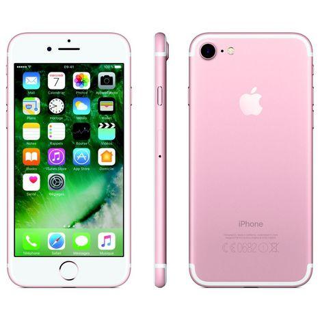 APPLE Iphone 7 - 32 Go - 4,7 pouces - Rose doré