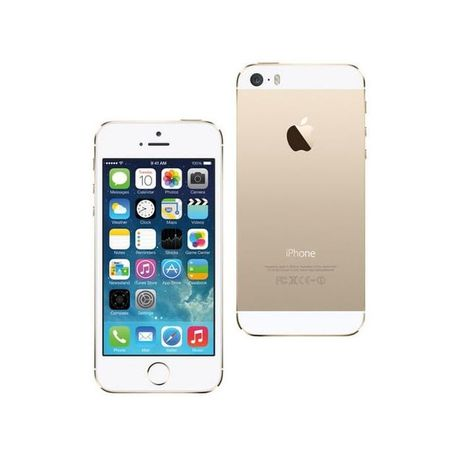 iphone 5s reconditionn grade a 16 go or slp apple pas cher prix auchan. Black Bedroom Furniture Sets. Home Design Ideas