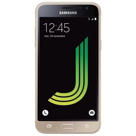 SAMSUNG Smartphone - Galaxy J3 2016 - 8 Go - 5 pouces - Or