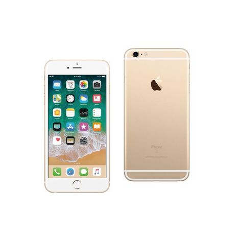 APPLE Iphone 6S+ Reconditionné Grade B - 16 Go - Argent - LAGOONA