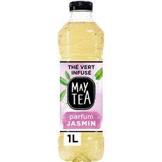 MAYTEA Thé vert infusé parfum jasmin 1l