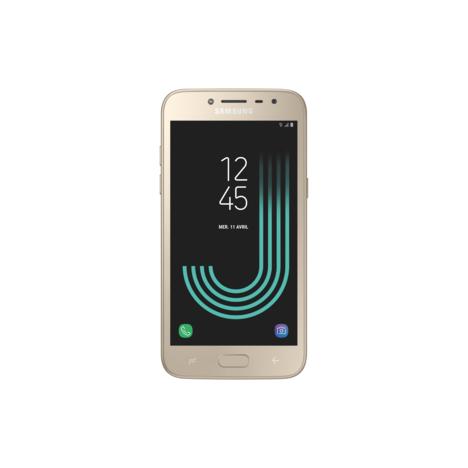 SAMSUNG Smartphone J2 - 16 Go - 5 pouces - Or