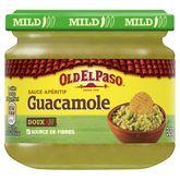 Old El Paso Old El Paso Guacamole sauce apéritif - doux 320g