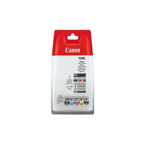 CANON Pack de cartouche d'encre 580/CLI-581