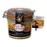 Secret d'Eleveurs foie gras de canard entier 300g