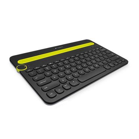 LOGITECH Clavier Bluetooth Multi-Device Keyboard K480