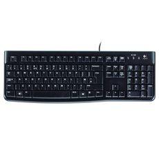 LOGITECH Clavier Wired Keyboard K120