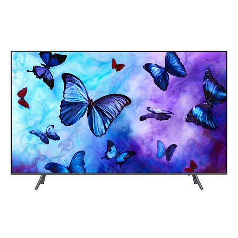 SAMSUNG 65Q6F 2018 TV QLED 4K UHD 165 cm HDR Smart TV Argent