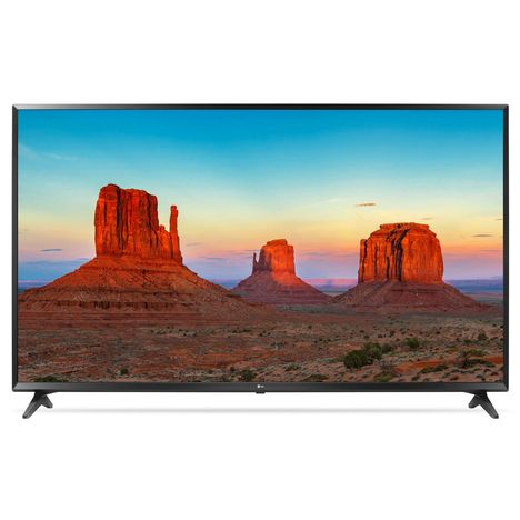 LG 65UK6100 TV LED - 4K UHD - 164 cm - HDR - Smart TV