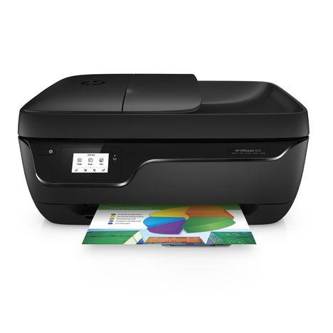 HP Imprimante Multifonction - Jet d'encre thermique - OFFICEJET 3831