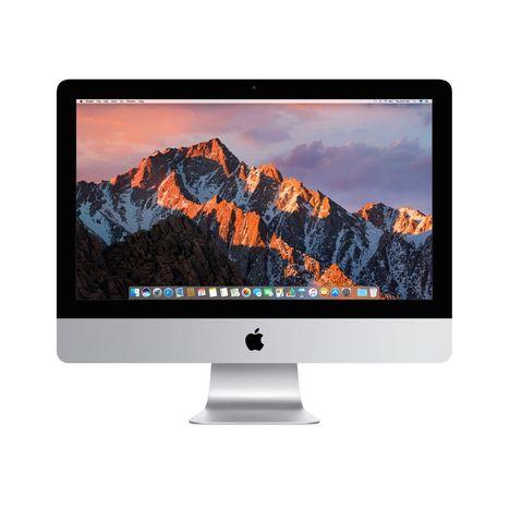 APPLE Ordinateur de bureau - Tout en un - iMac MMQA2FN/A - Intel Core i5 - 1 To - 21,5 pouces - Argent