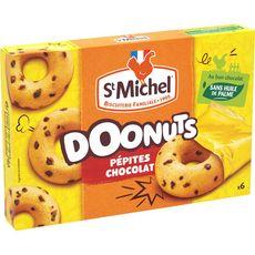 St Michel doonuts pépites de chocolat 180g