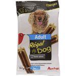 Auchan chien snack dental care pour chien moyen x7 -180g