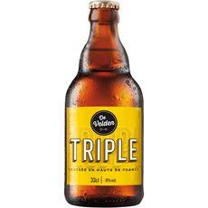De Velden bière blonde triple 8° -33cl