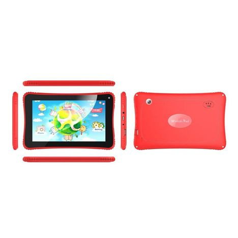 QILIVE Tablette tactile Kid APP - Rose