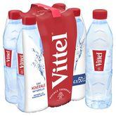 Vittel eau minérale naturelle 6x50cl