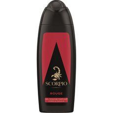 SCORPIO Rouge gel douche homme corps & cheveux 250ml