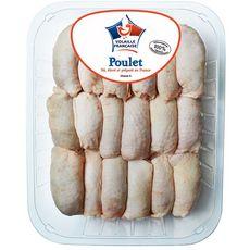 Hauts de cuisses de poulet blanc 3kg