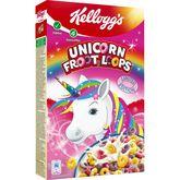 Kellogg's Kellogg's Unicorn froot loops céréales aux fruits 375g